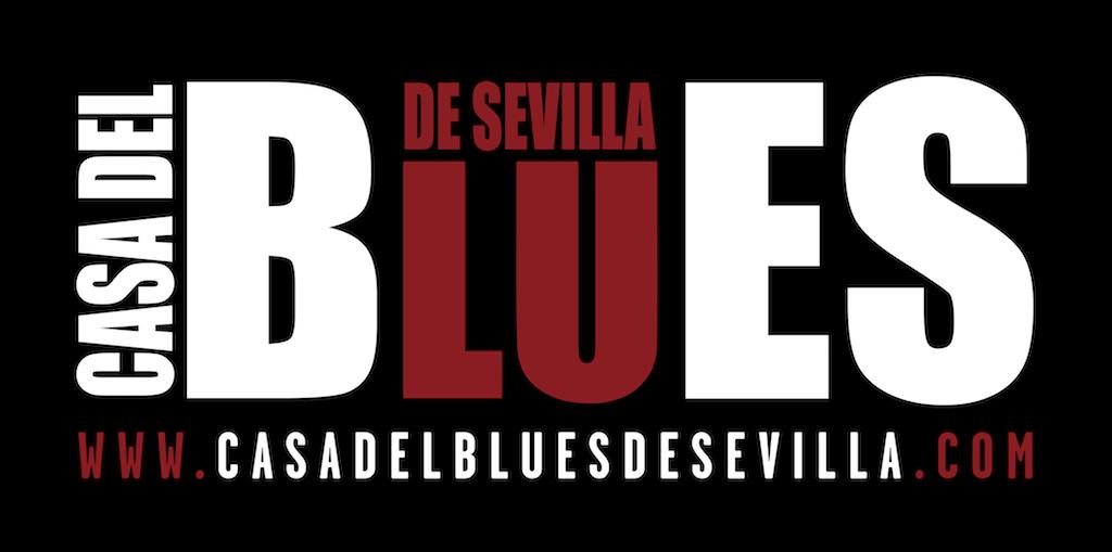 Logo Casa del Blues de Sevilla